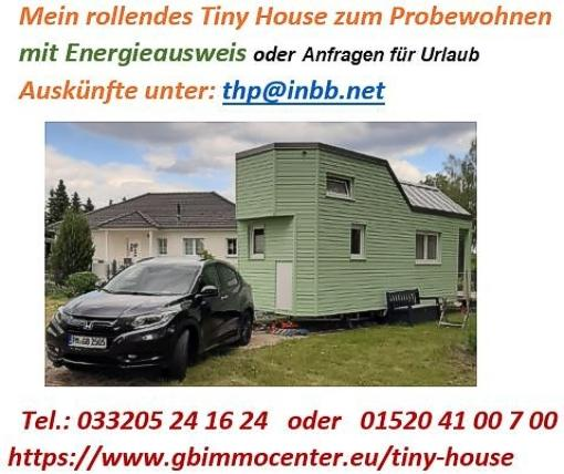 rollendes Tiny House